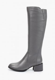 Сапоги, Covani, цвет: серый. Артикул: CO012AWKETL3. Обувь / Сапоги