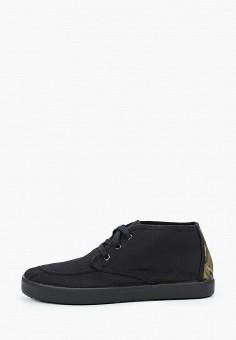 Кеды, Costa, цвет: черный. Артикул: CO064AMJHCX3. Обувь / Кроссовки и кеды / Кеды