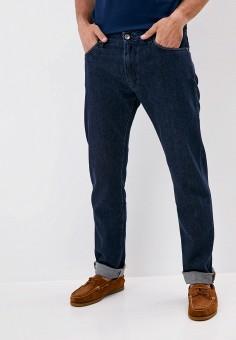 Джинсы, Cortigiani, цвет: синий. Артикул: CO068EMJNVK7. Одежда / Джинсы / Зауженные джинсы