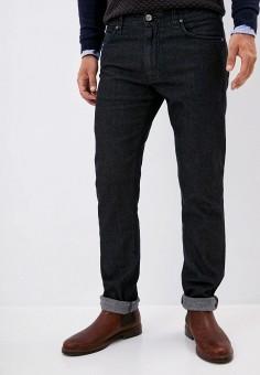 Джинсы, Cortigiani, цвет: черный. Артикул: CO068EMJNVL0. Одежда / Джинсы / Прямые джинсы