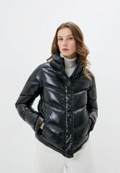 Куртка утепленная, Colmar, цвет: черный. Артикул: CO070EWKGHN4. Одежда / Верхняя одежда / Демисезонные куртки
