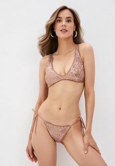 Купальник, Cotazur, цвет: розовый. Артикул: CO088EWJWEF8. Одежда / Купальники и пляжная одежда