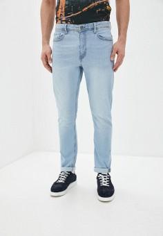 Джинсы, Cotton On, цвет: голубой. Артикул: CO092EMJACQ7. Одежда / Джинсы