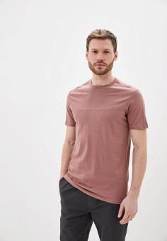Футболка, Cotton On, цвет: розовый. Артикул: CO092EMJCLB5. Одежда / Футболки и поло
