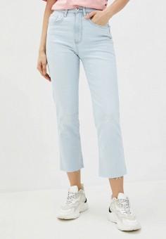 Джинсы, Cotton On, цвет: голубой. Артикул: CO092EWJPGJ6. Одежда / Джинсы