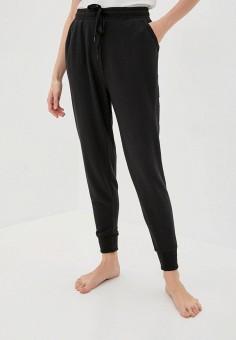 Брюки домашние, Cotton On, цвет: черный. Артикул: CO092EWJPSV5. Одежда / Домашняя одежда