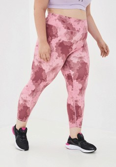Леггинсы, Cotton On, цвет: розовый. Артикул: CO092EWKAZK7. Одежда / Брюки / Леггинсы