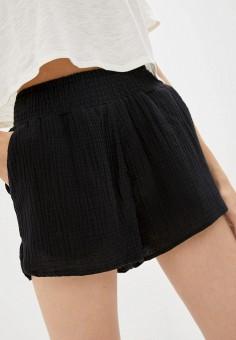 Шорты, Cotton On, цвет: черный. Артикул: CO092EWKAZM1. Одежда / Шорты