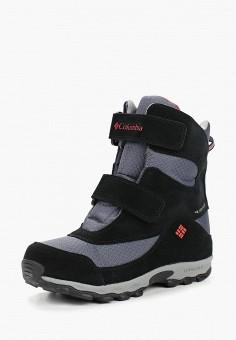 Ботинки трекинговые, Columbia, цвет: серый. Артикул: CO214ABCPOH4.