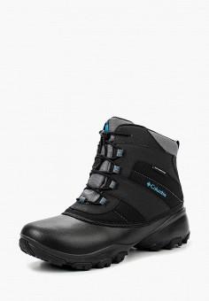 Ботинки, Columbia, цвет: черный. Артикул: CO214ABMGJ40.