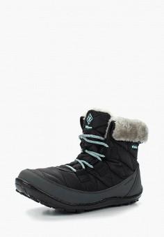 Ботинки, Columbia, цвет: черный. Артикул: CO214AGWDJ14.