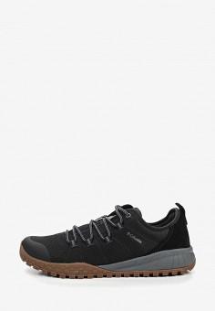 Кроссовки, Columbia, цвет: черный. Артикул: CO214AMEJCY5.