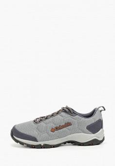 Кроссовки, Columbia, цвет: серый. Артикул: CO214AMGEWP8.