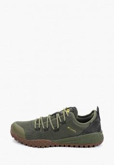 Кроссовки, Columbia, цвет: зеленый. Артикул: CO214AMIFEI7.