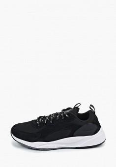 Кроссовки, Columbia, цвет: черный. Артикул: CO214AMIFEI8. Обувь / Кроссовки и кеды / Кроссовки / Низкие кроссовки