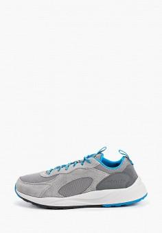 Кроссовки, Columbia, цвет: серый. Артикул: CO214AMIFEI9. Обувь / Кроссовки и кеды