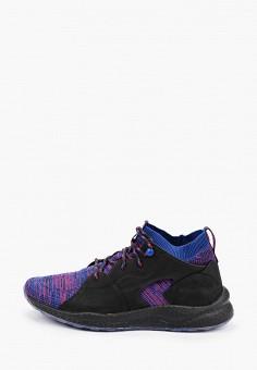 Кроссовки, Columbia, цвет: фиолетовый. Артикул: CO214AMIFVM2.