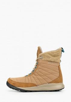 Ботинки, Columbia, цвет: бежевый. Артикул: CO214AWGEXM5.
