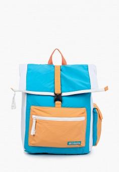 Рюкзак, Columbia, цвет: голубой. Артикул: CO214BUIFVH3. Аксессуары / Рюкзаки