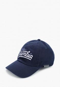 Бейсболка, Columbia, цвет: синий. Артикул: CO214CUIFCR8. Аксессуары / Головные уборы