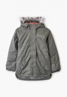Куртка утепленная, Columbia, цвет: хаки. Артикул: CO214EBGEUV8.