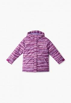 Куртка утепленная, Columbia, цвет: мультиколор. Артикул: CO214EGGEUW4.