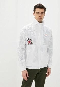 Куртка, Columbia, цвет: белый. Артикул: CO214EMIFVH8.