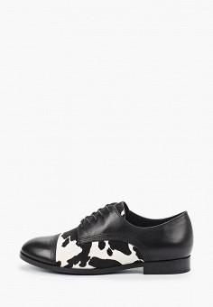 Ботинки, Corso Como, цвет: черный. Артикул: CO229AWGQGN5. Обувь / Ботинки / Низкие ботинки