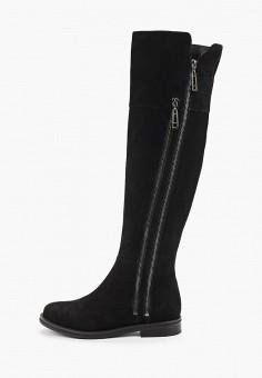 Ботфорты, Corso Como, цвет: черный. Артикул: CO229AWHFIA8. Обувь / Сапоги / Ботфорты