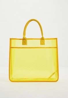 Сумка, Coccinelle, цвет: желтый. Артикул: CO238BWEGPY4.