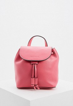 Рюкзак, Coccinelle, цвет: розовый. Артикул: CO238BWFOZV7. Аксессуары / Рюкзаки / Рюкзаки