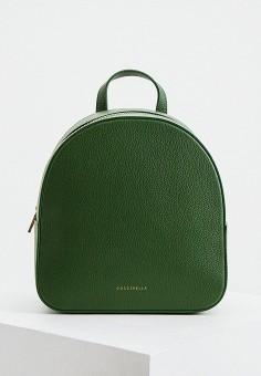 Рюкзак, Coccinelle, цвет: зеленый. Артикул: CO238BWHPVX3. Аксессуары / Рюкзаки / Рюкзаки