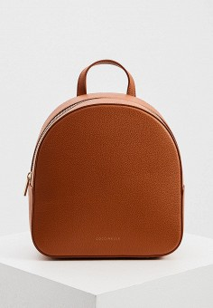 Рюкзак, Coccinelle, цвет: коричневый. Артикул: CO238BWHPVX4. Аксессуары / Рюкзаки / Рюкзаки