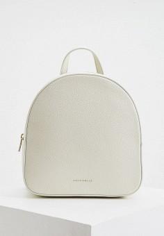 Рюкзак, Coccinelle, цвет: белый. Артикул: CO238BWHPVX5. Аксессуары / Рюкзаки / Рюкзаки