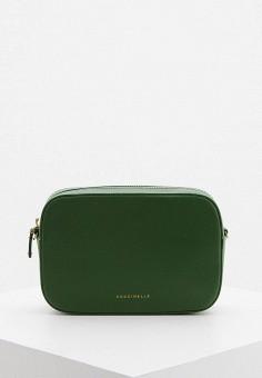 Сумка, Coccinelle, цвет: зеленый. Артикул: CO238BWHPWI0.