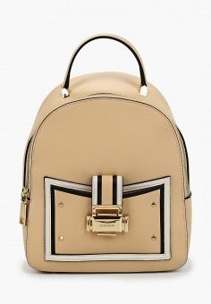 Рюкзак, Cromia, цвет: бежевый. Артикул: CR002BWIKVU3. Аксессуары / Рюкзаки