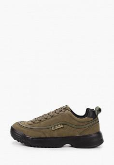 Ботинки, Crosby, цвет: хаки. Артикул: CR004AMKGJW3. Обувь / Ботинки / Низкие ботинки