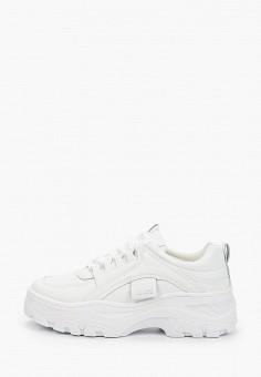 Кроссовки, Crosby, цвет: белый. Артикул: CR004AWKDDE9. Обувь