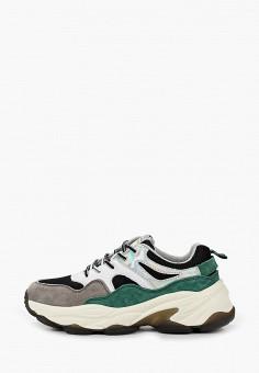 Кроссовки, Crosby, цвет: мультиколор. Артикул: CR004AWKDDF5. Обувь / Кроссовки и кеды
