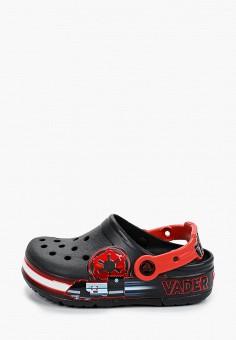 Сабо, Crocs, цвет: черный. Артикул: CR014ABIJVD0.