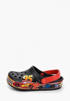 Сабо, Crocs, цвет: черный. Артикул: CR014ABIJVD2.