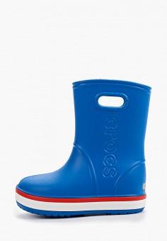 Резиновые сапоги, Crocs, цвет: синий. Артикул: CR014AKGKYO5.