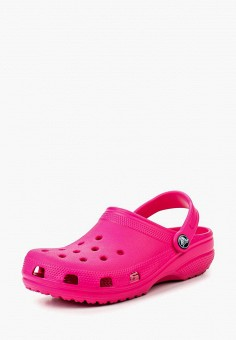 Сабо, Crocs, цвет: розовый. Артикул: CR014AKRFF77.