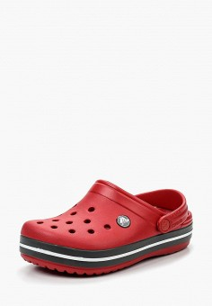 Сабо, Crocs, цвет: красный. Артикул: CR014AKRFF85.