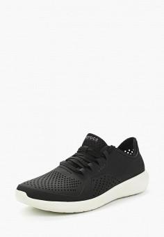 Кроссовки, Crocs, цвет: черный. Артикул: CR014AMARRC3.