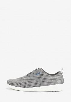 Кроссовки, Crocs, цвет: серый. Артикул: CR014AMEMXZ0.