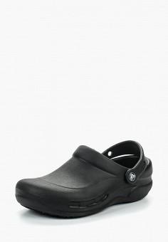 Сабо, Crocs, цвет: черный. Артикул: CR014AUSCM26.