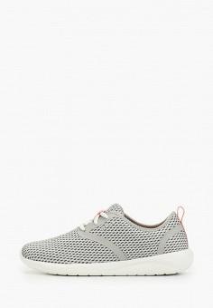 Кроссовки, Crocs, цвет: серый. Артикул: CR014AWGLAU7.