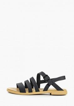 Сандалии, Crocs, цвет: черный. Артикул: CR014AWIKCB7.
