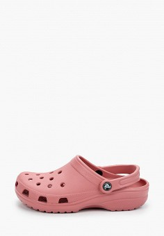 Сабо, Crocs, цвет: розовый. Артикул: CR014AWIKCC5.